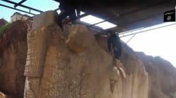IS, 모술 박물관에 이어 고대 '아시리아' 도시 유적 파괴
