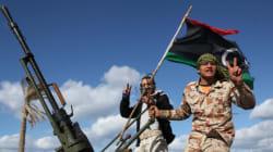 Une grande quantité d'armes saisie en Tunisie à la frontière