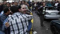 Une bombe tue une personne près d'un hypermarché