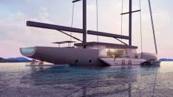 Un yacht comme vous n'en avez jamais