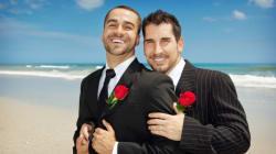 同性結婚式してテレビにも出たゲイカップルに「渋谷区のパートナーシップ条例使う?」と直接聞いてみた