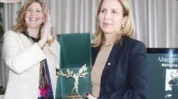Tunisie: Le prix de la femme d'influence de l'année décerné à Selma Elloumi