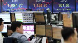 기준금리 1%대 : 원·달러 환율 상승세 가속도 붙을