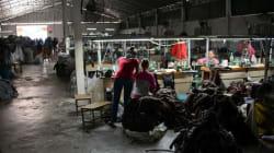 H&M·GAP의 옷을 만드는 캄보디아