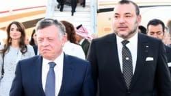 Mohammed VI et Abdallah II parlent