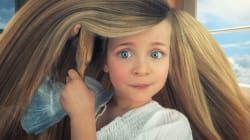 John Wilhelm: Ses 3 filles sont ses modèles pour des clichés très mignons