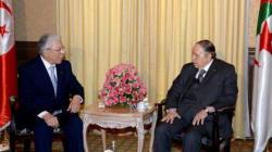 Le président Bouteflika reçoit le ministre tunisien des Affaires