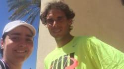 Ons Jabeur s'affiche avec Rafael
