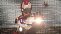 Avez-vous déjà vu Spiderman, Iron Man et Magneto jouer au