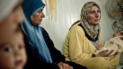 Νεφέλ Νασέρ: Η πρόσφυγας από τη Συρία που γέννησε σε