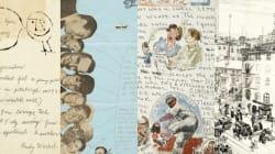 Εσείς στέλνετε γράμματα; Υπέροχες εικονογραφημένες επιστολές των Warhol, Kahlo, Saint-Laurent και άλλων καλλιτεχνών σε ένα