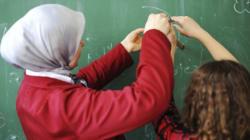 Mehr Kopftuch tragende Lehrerinnen = weniger