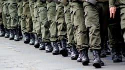La nouvelle loi relative au service national entrera en vigueur le 15