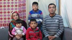 시리아 내전 4년이 마헤르 가족에게 남긴