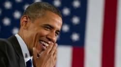 Obama se moque de la polémique des courriels de Hillary