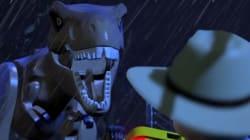 '쥬라기 공원'의 레고 게임 버전