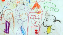 Έκθεση ζωγραφικής των παιδιών του συλλόγου Ηλιαχτίδα για την Παγκόσμια Ημέρα Συνδρόμου