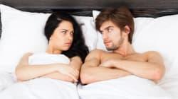 성생활을 개선에, 男 포르노 女 수면이