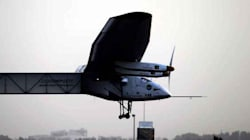 L'avion solaire Solar Impulse 2 a décollé d'Inde pour la