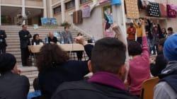 Grève de l'ESBA: La ministre