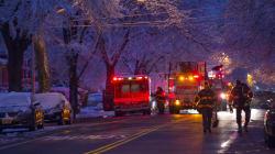 Επτά παιδιά νεκρά σε πυρκαγιά στο
