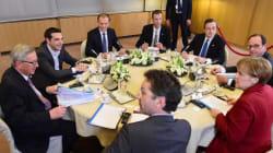 Οι διάλογοι κατά την επταμερή στις Βρυξέλλες. Η επίθεση Γιούνκερ στον Τσίπρα και το ξέσπασμα του Πρωθυπουργού προς τον