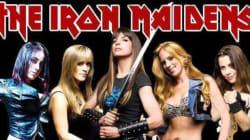 Up the Irons! Οι Iron Maidens είναι ωραίες και ξέρουν πραγματικά πώς να παίζουν Iron