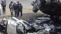 Accidents de la route: 6 morts et 19 blessés en une