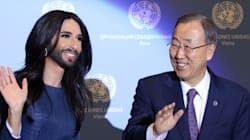 반기문, 러시아 반대 물리치고 유엔 동성결혼 직원 복지 혜택 추진