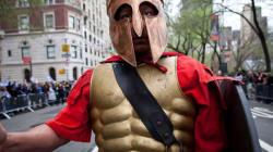 Παρέλαση στην 5η Λεωφόρο: Να πως γιορτάζουν την 25η Μαρτίου στη Νέα