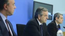Ο Σαμαράς δημοσιοποιεί τη συμφωνία της 20ης Φεβρουαρίου και κατηγορεί την κυβέρνηση ότι συνυπέγραψε