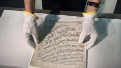 Στο κοινό εκτίθεται για πρώτη φορά χειρόγραφη διαθήκη του Άλφρεντ