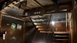 Στο κουφάρι του Costa Concordia «τρύπωσε» ένας οπερατέρ και έδωσε τα πλάνα στη