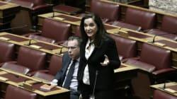 Η Μπακογιάννη καταγγέλλει συναντήσεις βουλευτή του ΣΥΡΙΖΑ με καταδικασθέντες για τρομοκρατικές