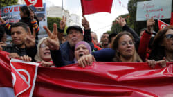 Bartolone et Delanoë à la marche contre le terrorisme à