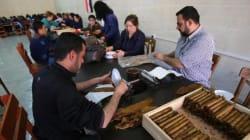 Syrie: Des cigares pour faire un