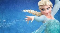 Découvrez les princesses Disney en version