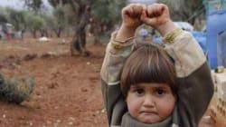 시리아 내전의 참상을 보여주는 한 장의