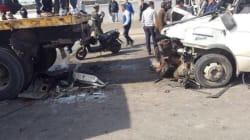 Accidents de la route: 40 morts et 1.278 blessés en une semaine (Protection