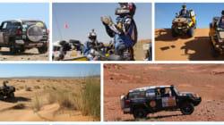 Rallye des Gazelles 2015: Ces femmes qui affrontent le désert