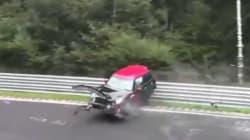 Η πίστα των καταστροφών: Εκεί που τα αυτοκίνητα γίνονται γυαλιά-