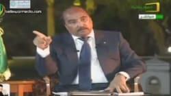 Le président mauritanien stoppe le direct d'un débat télévisé pour expulser un journaliste