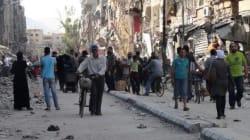 La majorité du camp palestinien de Yarmouk à Damas aux mains de