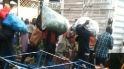 나이로비에서 만난 기꼼바(Gikomba)의
