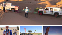 Rallye des Gazelles: De la sueur et de l'entraide pour l'étape marathon
