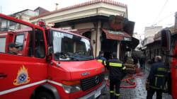 Δύο εμπρηστικές επιθέσεις σημειώθηκαν στο Βόλο τα ξημερώματα της