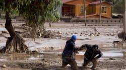 25 νεκροί στη Χιλή και 125 αγνοούμενοι από τις πλημμύρες και τις