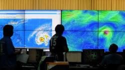 Ο τυφώνας Μέισακ στις Φιλιππίνες υποβαθμίσθηκε σε τροπική καταιγίδα αλλά 25.000 κάτοικοι έχουν ήδη εγκαταλείψει την