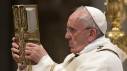 «Αναζητήστε την αλήθεια, την ομορφιά και την αγάπη», το μήνυμα του Πάπα το βράδυ της