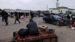 Un ancien palais de Kadhafi accueille désormais un marché aux